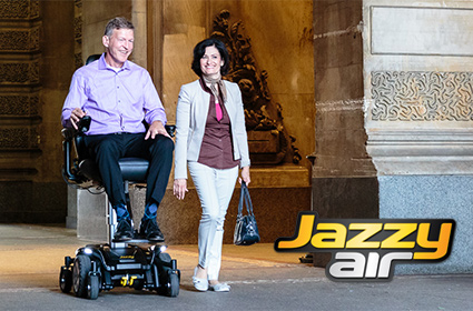 pride jazzy air san francisco dealer outlet electric wheelchairs