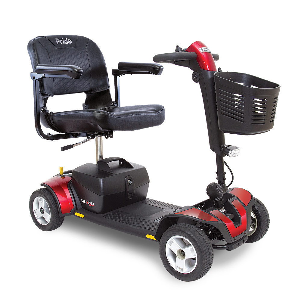 Chandler go go sport heavy duty 300 Pound weight capaChandler senior 3 wheel mobility scooter