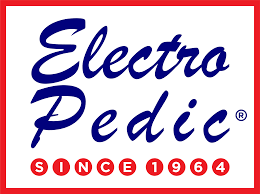 electro-pedic logo stairlifts in los angeles store